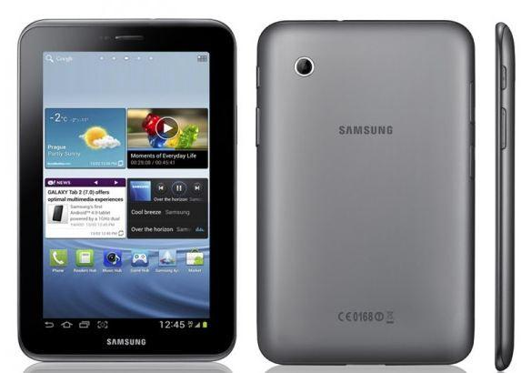 New Samsung Galaxy Tab 2 7.0 3g 16gb P3100