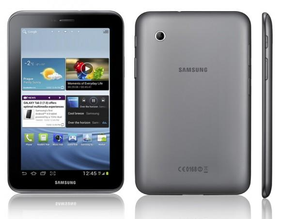Samsung Galaxy TAB 2 P3100 ,  replacement of TAB Plus P6200