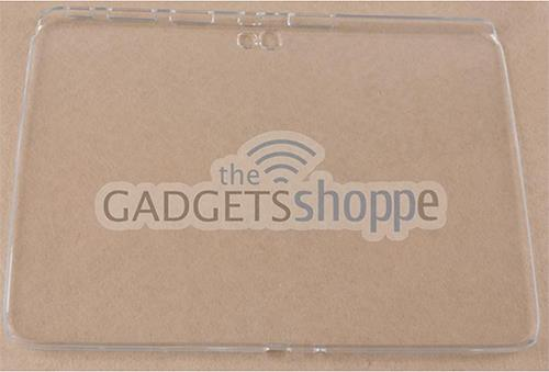 SAMSUNG GALAXY TAB 3 10.1 P5200 CLEAR TRANSPARENT PLASTIC CASE