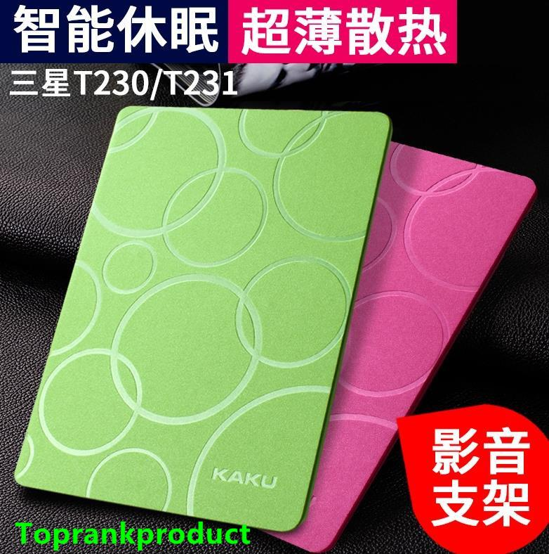 Samsung Galaxy Tab 4 7.0 T230 T231 Flip Stand Case Cover Casing