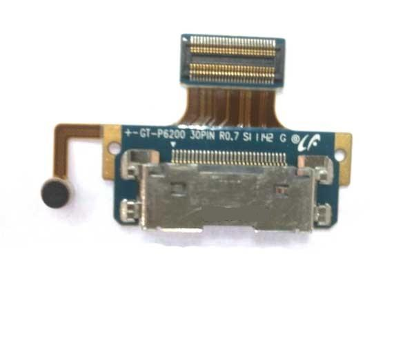 Samsung Galaxy Tab 7.0 Plus P6200 Dock Charging Connector Flex Cable