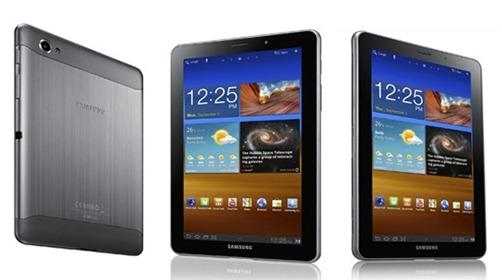 Samsung Galaxy Tab 7.7 P6800-Set Ori SME-Ready Stock Same Day Shipping