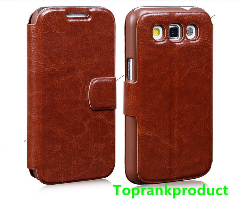 Samsung Galaxy Win Grand Quattro i8552 Flip Leather Case Cover Casing