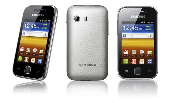 Samsung Galaxy Y new unit , 18months warranty, 2GB memory card provide..