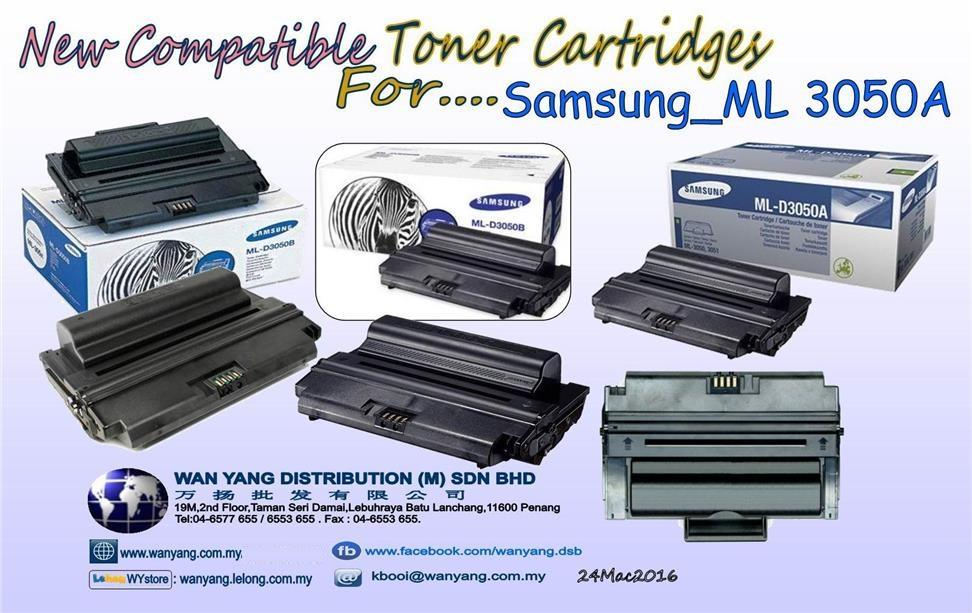 SAMSUNG ML 3050A Compatible Toner cartridges