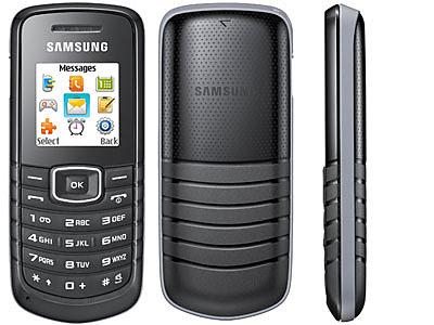 Samsung Mobile Phone @ ONLY RM68 (GT-E1080F)