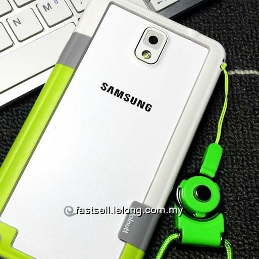Samsung Note 3/4/S4/S5/S6 Border Style Drop resistance Case Casing Cov