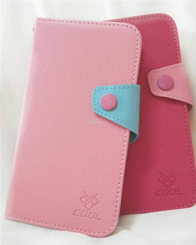 Samsung Note 3 Cover Pouch - Pink/Red