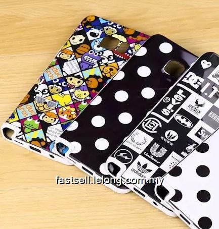 Samsung Note 5 Cute Candy Back Case Casing Cover
