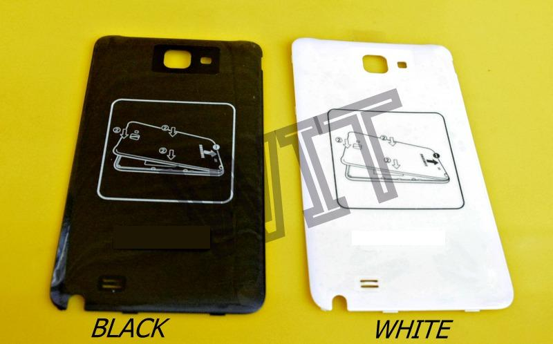 Samsung Note i9200 N7000 Battery Back Cover Housing Sparepart Services