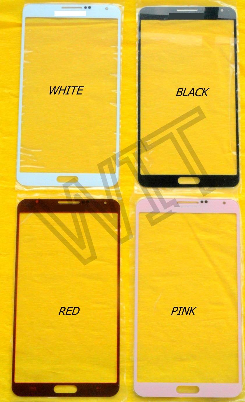 Samsung Note3 N9000 N9005 Lens Front Glass Lcd Digitizer Touch Screen