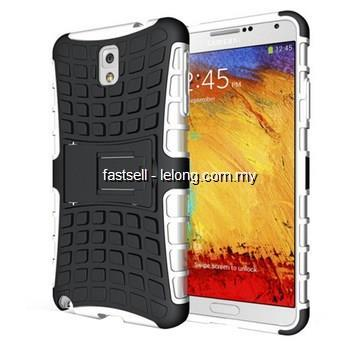 Samsung Note3/Note 4/S5 Hard Armor Tire Drop Shock Case Casing Cover