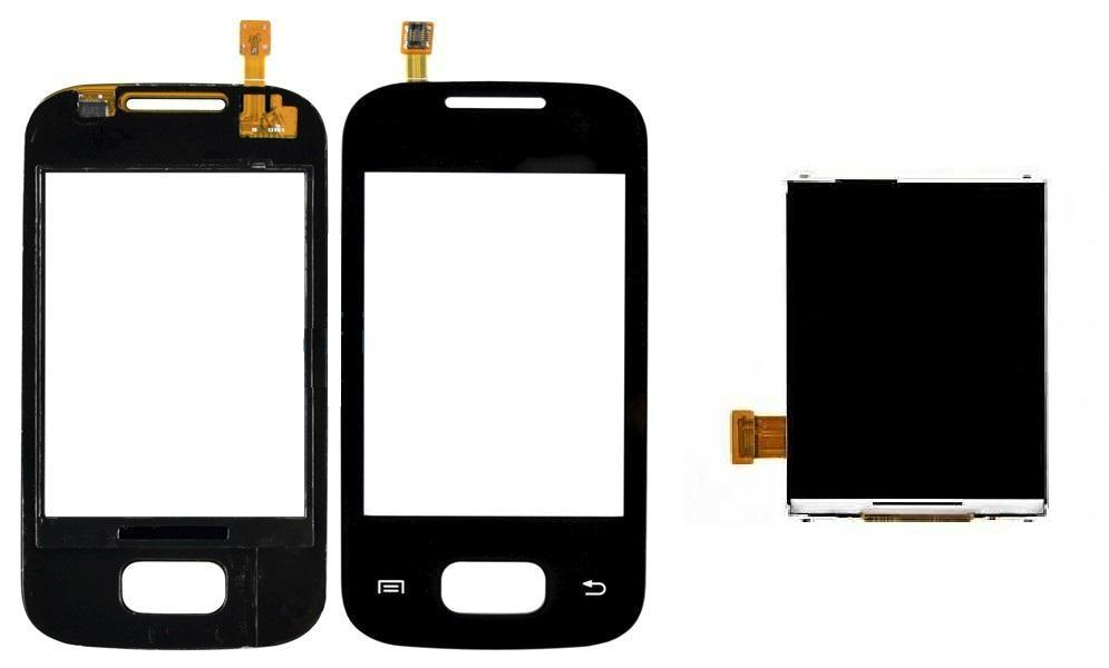 Samsung Pocket S5300 Display Lcd / Digitizer Touch Screen Sparepart