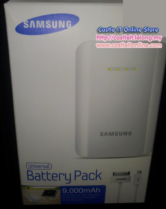 Harga Power Bank Samsung 9000mah Samsung Power Bank Universal