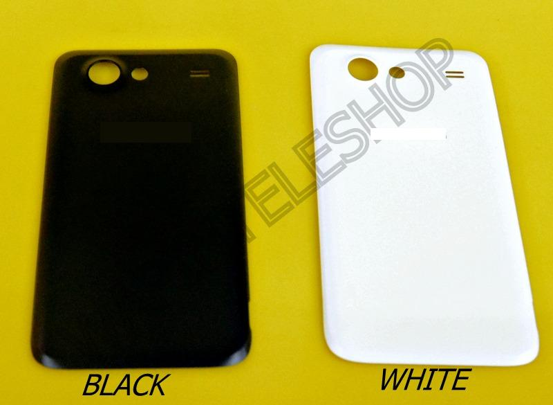 Samsung S Advance i9070 Battery Back Cover Housing Black / White