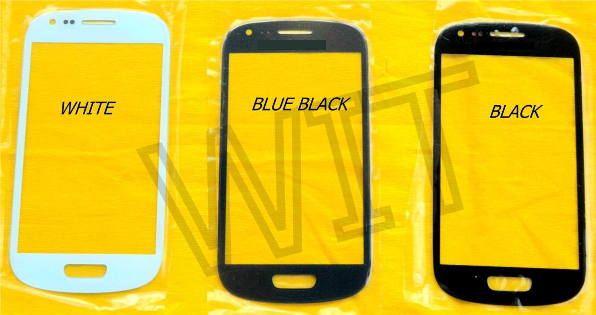 Samsung S3 Mini i8190 Front Glass Lens Lcd Digitizer Touch Screen