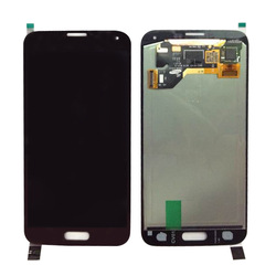 Samsung S5 G900f i9600 B/W/Gold LCD Display Digitizer Touch Screen