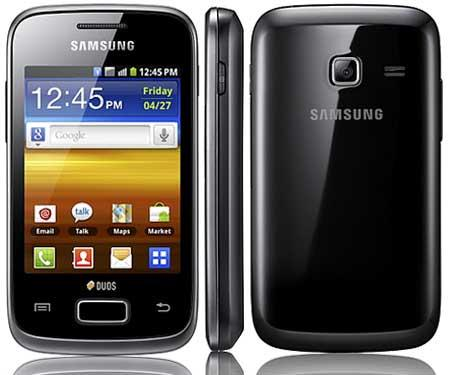 Samsung S6102 Y Duos 2G/3G Network Dual SIM (dual stand-by)SME