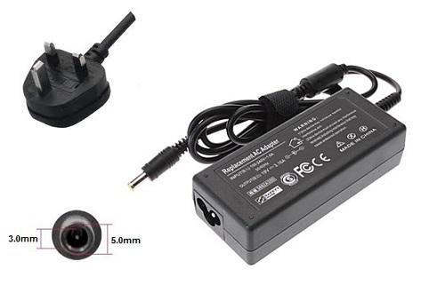 Samsung Sens 630 VM6000 GT7000 8000 19V 3.16A 5X3mm AC Power Adapter