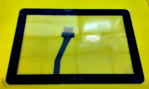 Samsung Tab 10.1 P7500 P7510 Glass Digitizer Lcd Touch Screen B/W