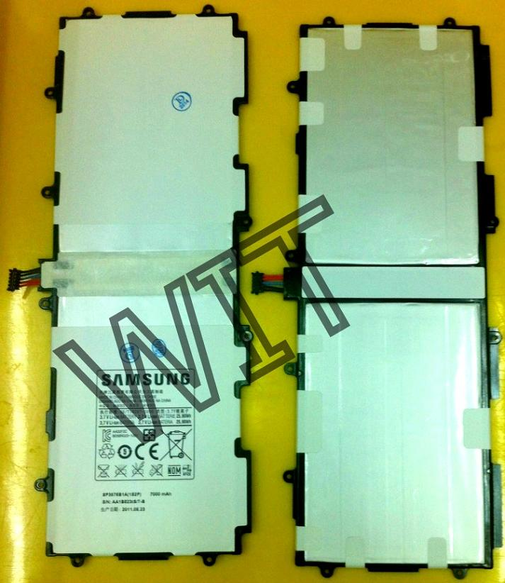 Samsung Tab 10.1 P7500 P7510 Tab2 P5100 P5110 Note N8000 Battery