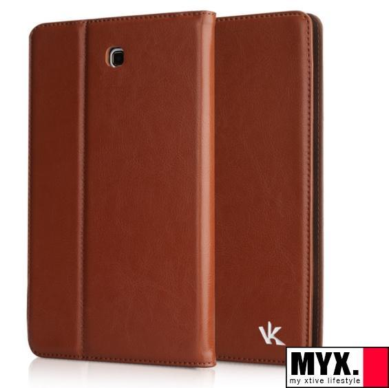 Samsung Tab S2 8.0' T710  Brown Leather Casing Case Cover