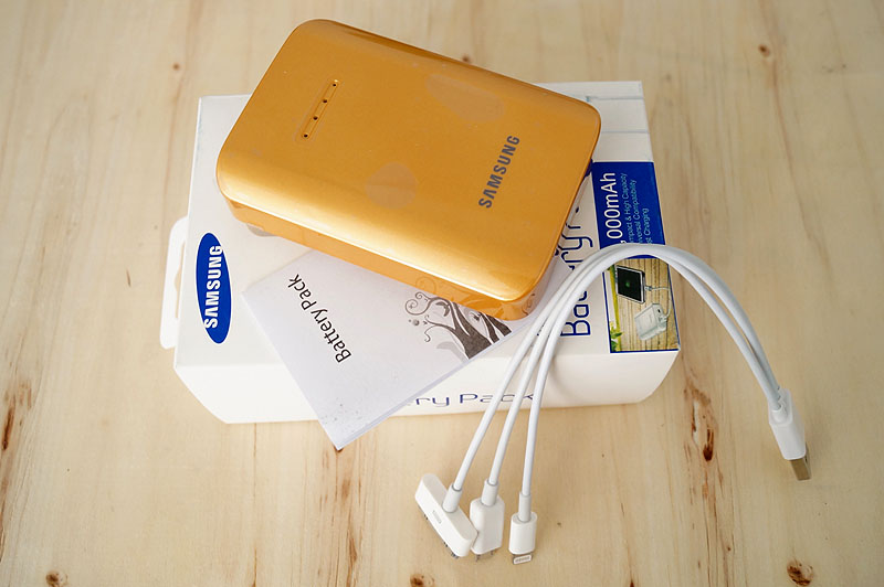 Samsung Power Bank 9000mah 9000mah Power Bank Usb