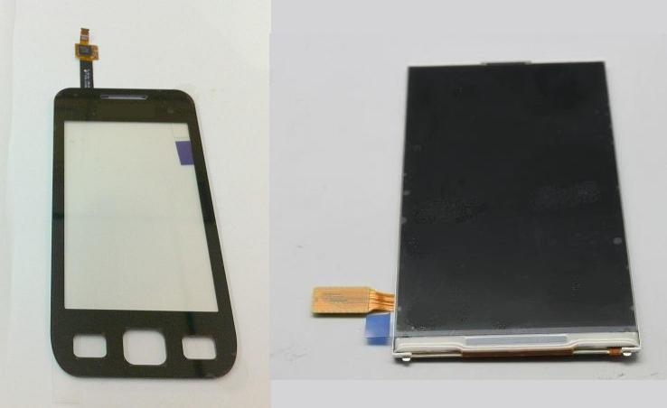 Samsung Wave 525 S5250 Lcd Display / Digitizer Touch Screen