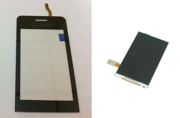 Samsung Wave723 S7230 S7233 Lcd Display / Digitizerb Touch Screen