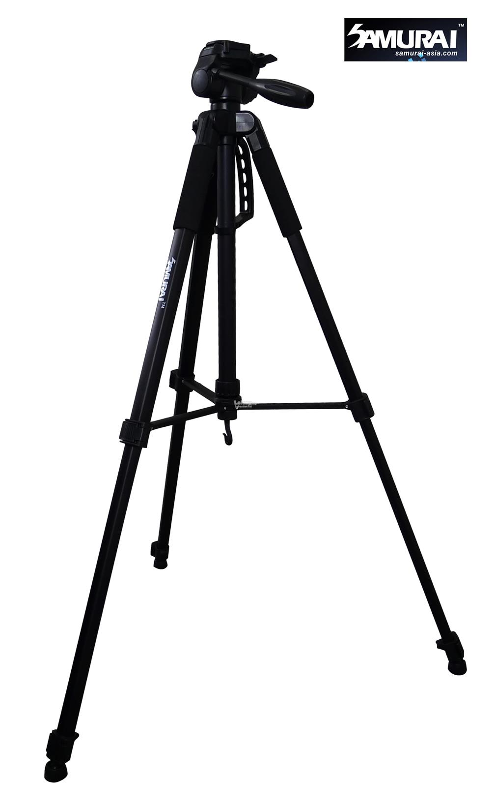 Samurai DX999 BLACK Aluminum light weight Tripod