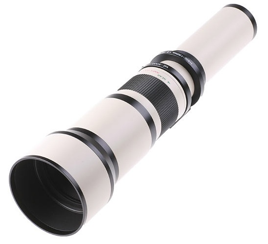 Samyang 650-1300mm f/8-16 MC IF Lens for Olympus 4/3- Free Shipping!!!