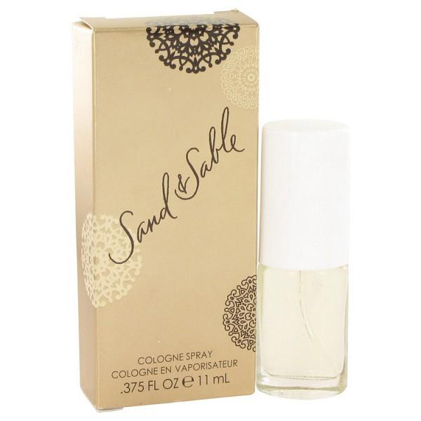Sand & Sable By Coty Cologne Spray .375 Oz For Women