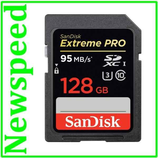 Sandisk Extreme Pro 12GB Full HD SD Card (95MB/s) SDXC Memory Card