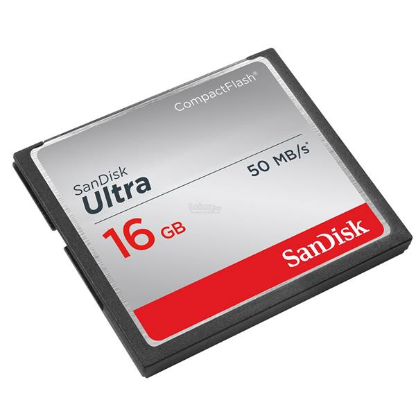 SanDisk Ultra® CompactFlash® 16GB