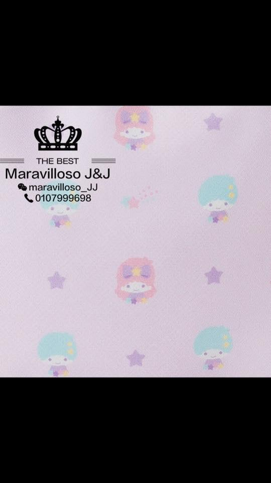 SANRIO ORIGINAL LITTLE TWIN STARS BACKPACK