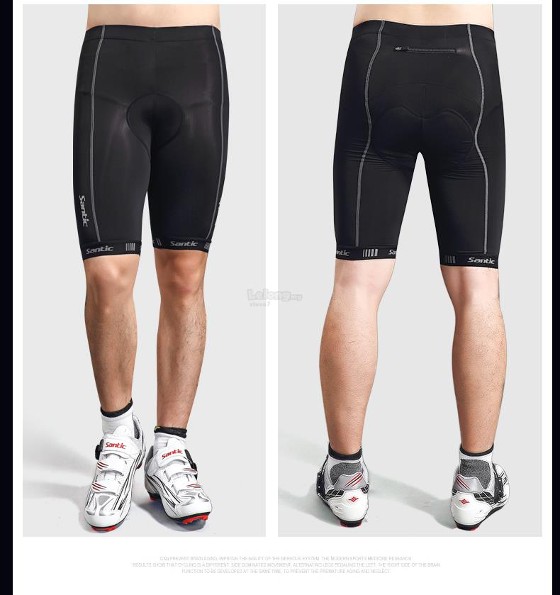 Santic Cycling Pants (L size) - Brand New !!!
