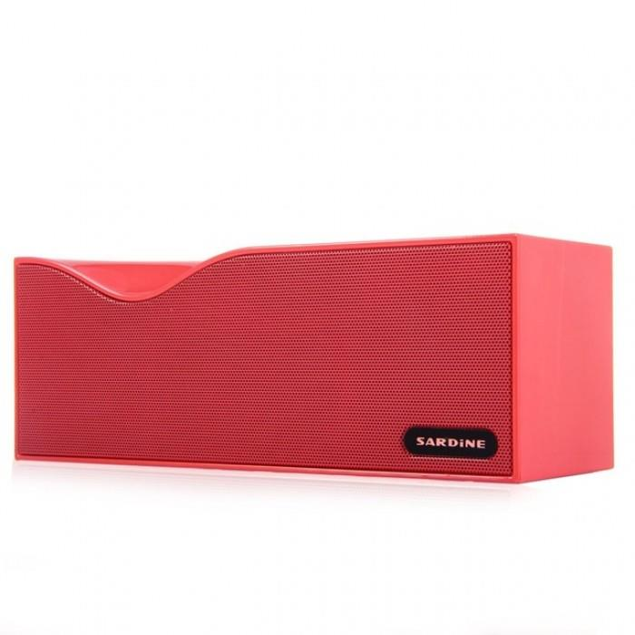 Sardine BT B1 Bluetooth Speaker with Stereo Sound Quality& LED Display