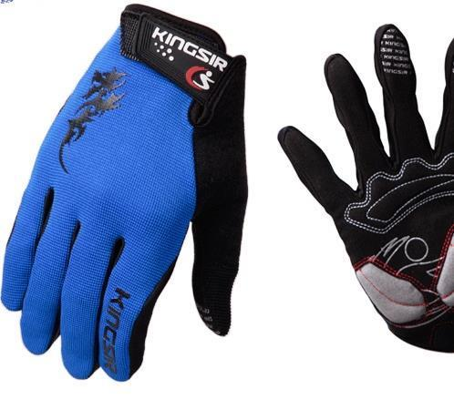 Sarung Tangan Berbasikal Cycling Glove Bicycle Screen Sentuh Konduktif