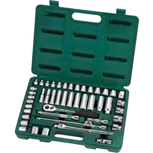 SATA 09016 47PCS 3/8� SOCKET SET ID227742