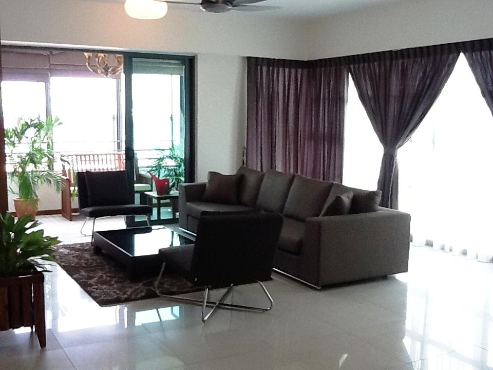 Saujana Residency condominium for rent, fully furn