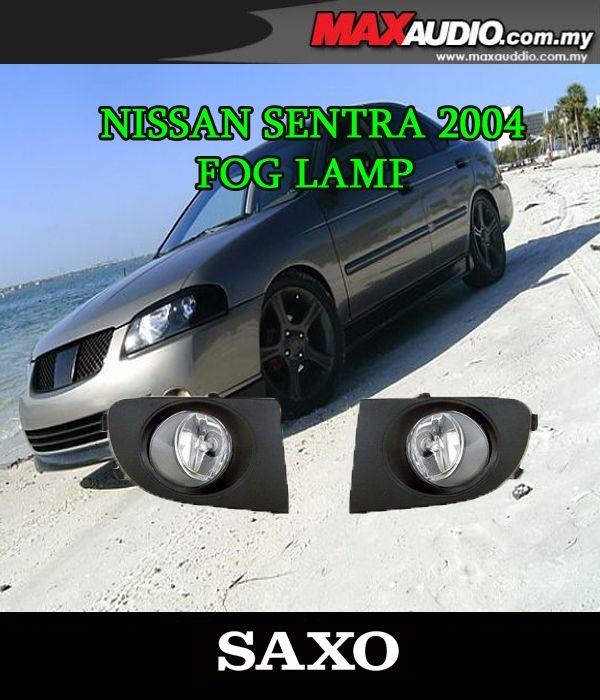SAXO Fog Lamp Spot Light: NISSAN SENTRA 2004 Made in Korea [NS700B]