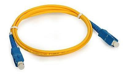 SC-SC Single Mode Fiber Optic Unifi Maxis FTTH 9/125 20 Meter (S081)