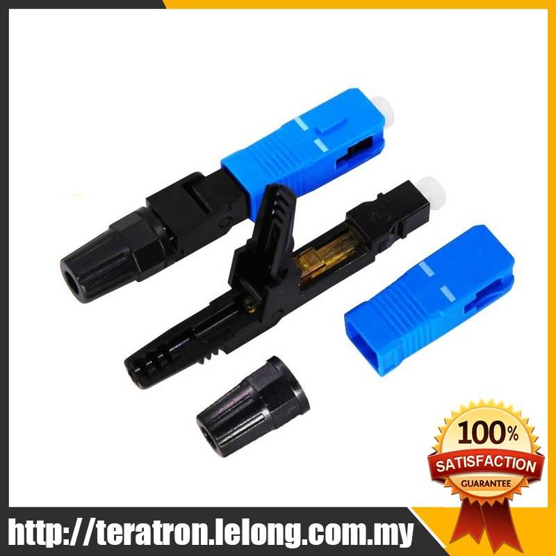 SC Singlemode Fast Connector (10pcs/Per Package)