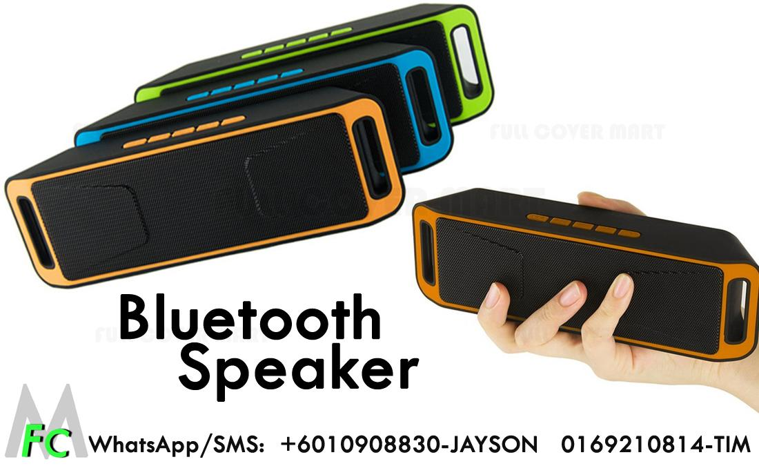 SC208 Portable Sport Bluetooth Speaker Bluetooth Stereo Subwoofer