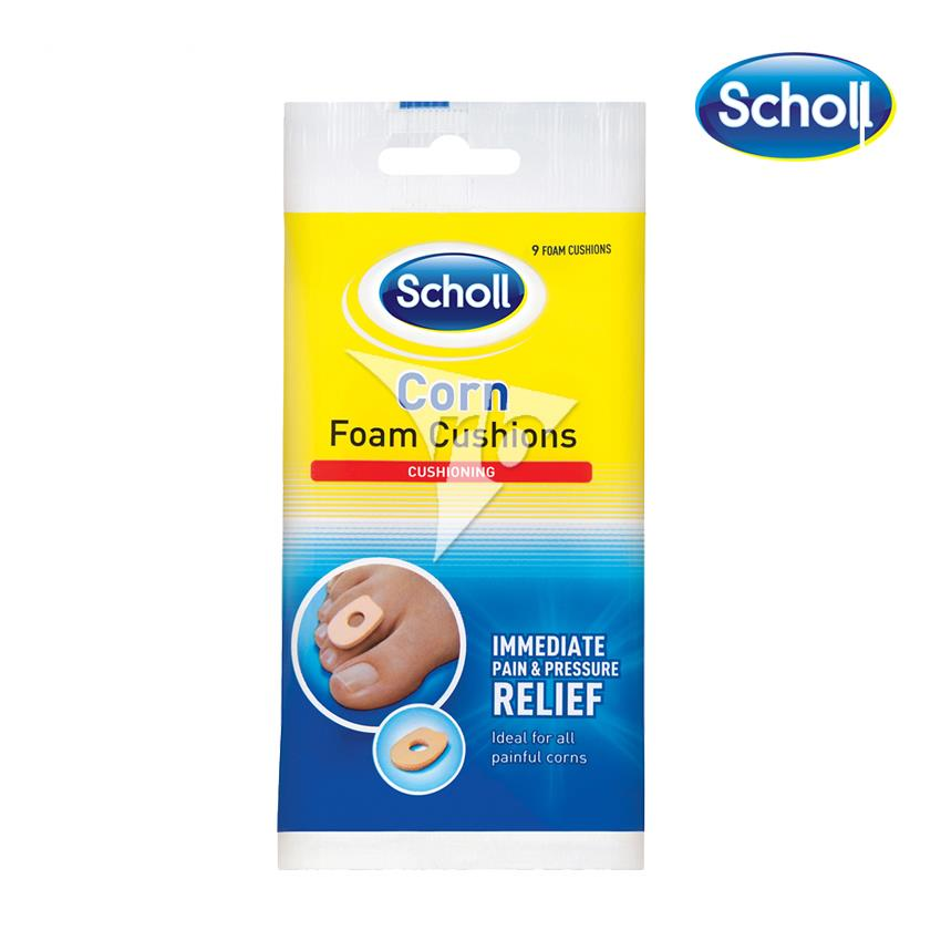 Scholl Corn Foam Cushion
