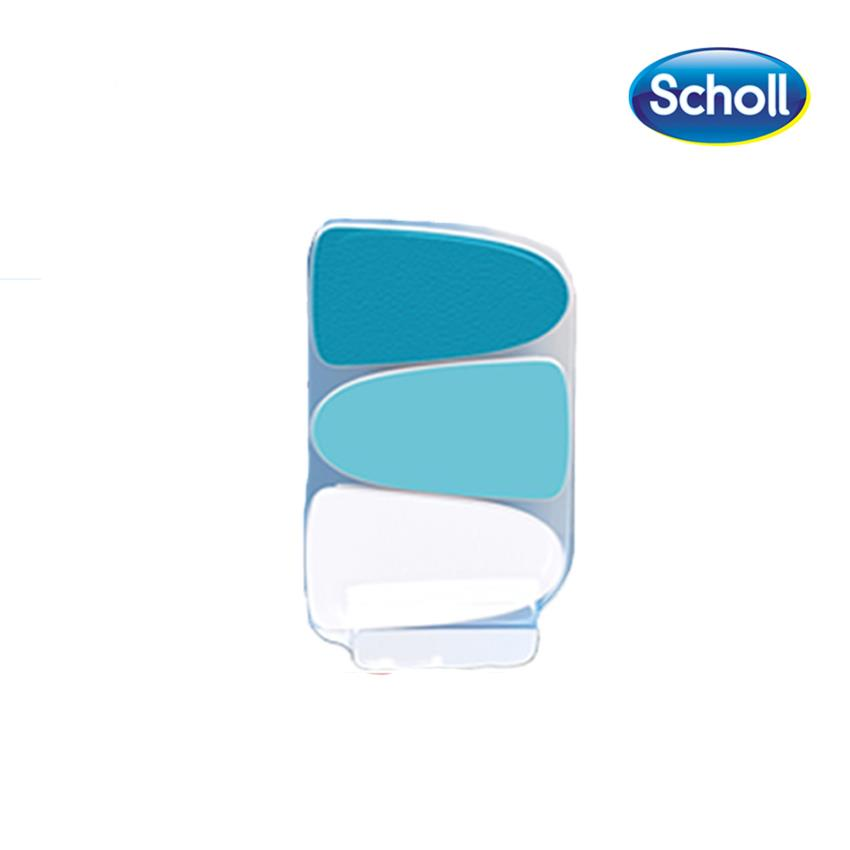Scholl Velvet Smooth Electronic Nail Care System FOC Heads Bulk Pack