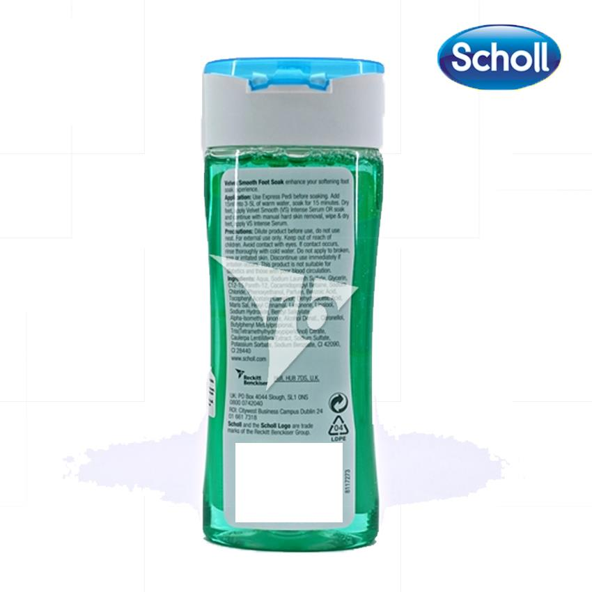 Scholl Velvet Smooth Foot Soak 150ML
