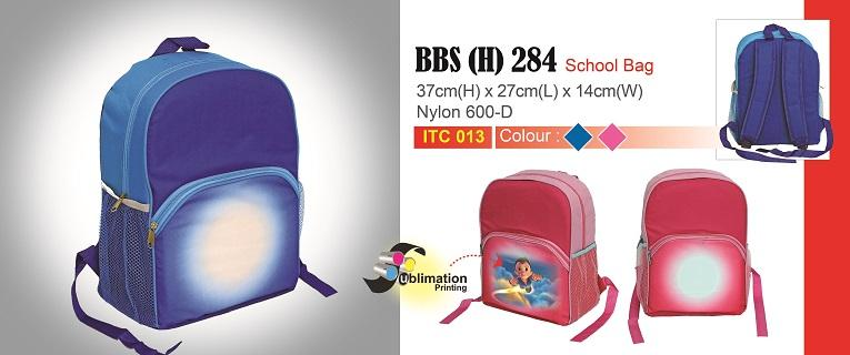 School Bag BBS(H)284