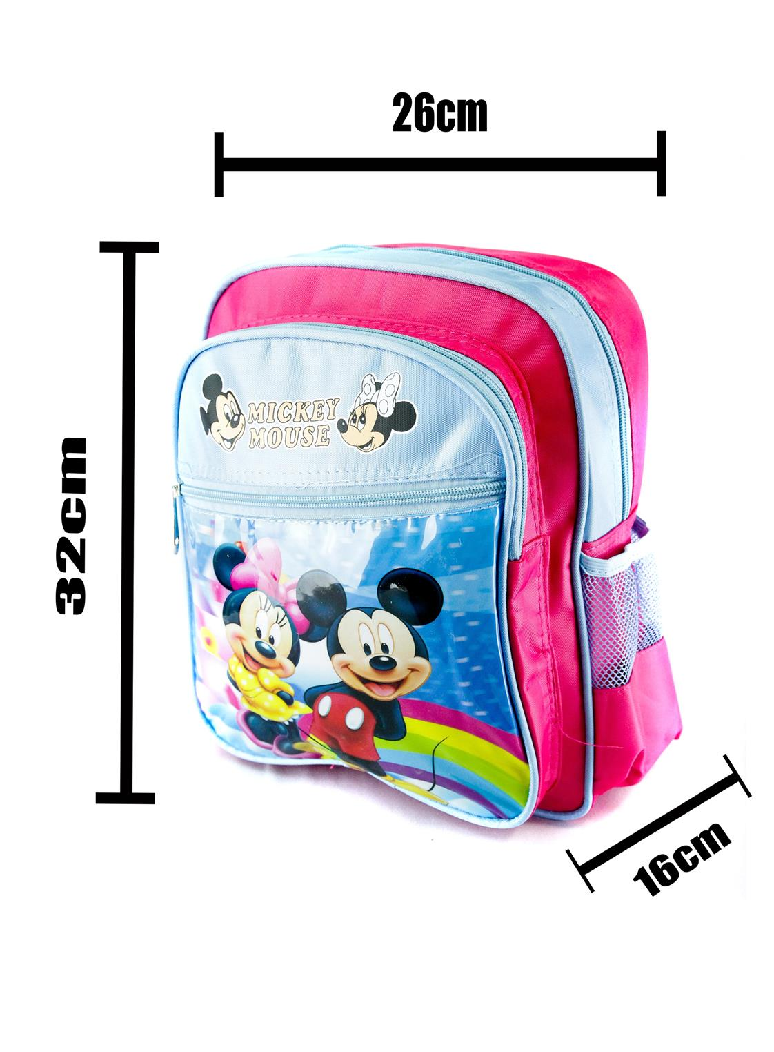 SCHOOL,BAG,SEKOLAH,CARTOON,DISNEY,MICKEY,MINNIE,MOUSE,