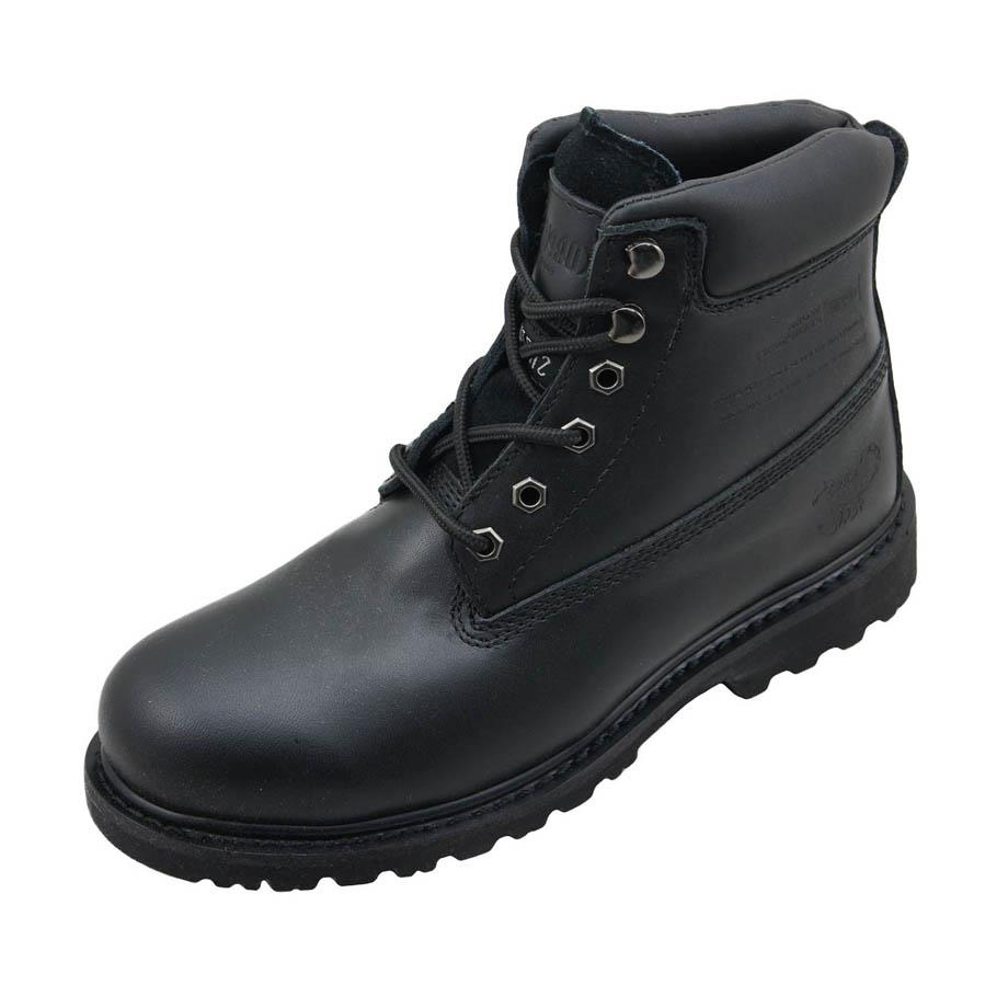 scorpion genuine leather steel toe safety boots b2 end 4